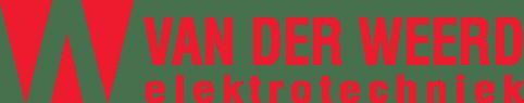 Van der Weerd Elektrotechniek logo